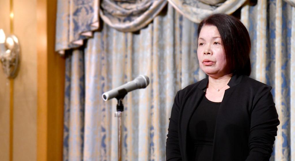 代表取締役 鹿島 栄子